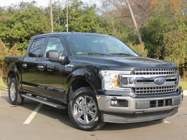 2018 F-150 SuperCrew Cab,  Pickup #FB62708 - photo 4