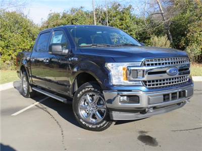 2018 F-150 SuperCrew Cab 4x4, Pickup #FB94219 - photo 1