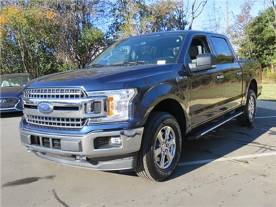 2018 F-150 SuperCrew Cab 4x4, Pickup #FB94219 - photo 4