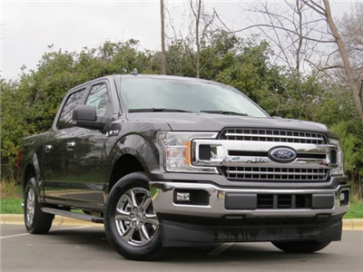 2018 F-150 SuperCrew Cab,  Pickup #FC22545 - photo 1