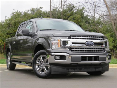 2018 F-150 SuperCrew Cab,  Pickup #FC22545 - photo 3
