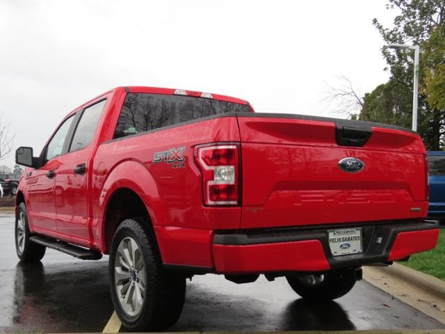 2018 F-150 SuperCrew Cab 4x4,  Pickup #FC22554 - photo 2