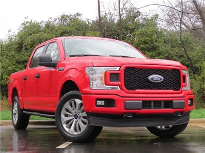 2018 F-150 SuperCrew Cab 4x4,  Pickup #FC22554 - photo 3