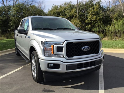 2018 F-150 SuperCrew Cab 4x2,  Pickup #FC51599 - photo 5