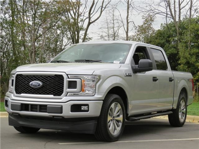 2018 F-150 SuperCrew Cab 4x2,  Pickup #FC51599 - photo 1