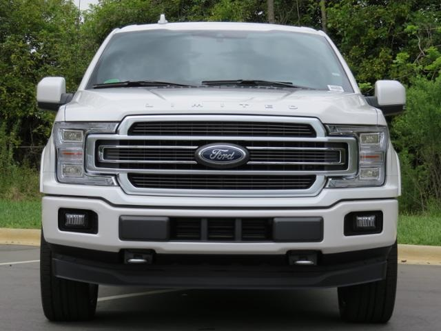 2018 F-150 SuperCrew Cab 4x4,  Pickup #FC75892 - photo 4