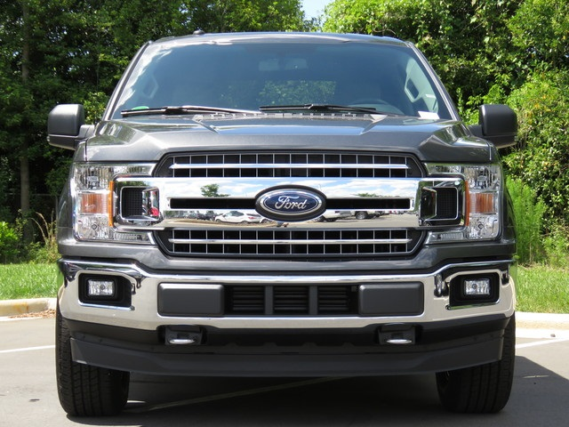 2018 F-150 SuperCrew Cab 4x4,  Pickup #FC91690 - photo 4