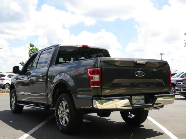 2018 F-150 SuperCrew Cab 4x4,  Pickup #FC91690 - photo 2