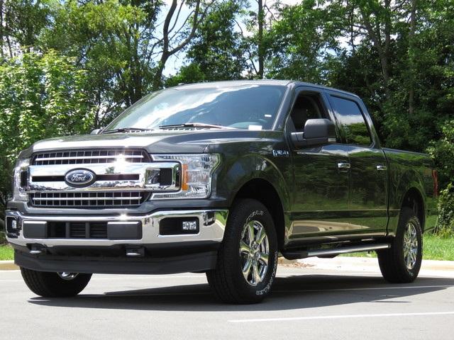 2018 F-150 SuperCrew Cab 4x4,  Pickup #FC91690 - photo 1