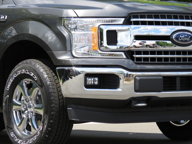 2018 F-150 SuperCrew Cab 4x4,  Pickup #FC91690 - photo 5
