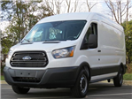 2018 Transit 250 Med Roof 4x2,  Empty Cargo Van #KA12870 - photo 1
