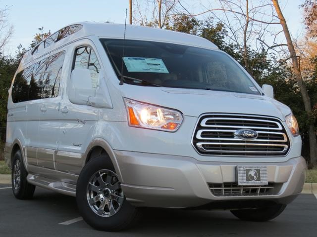2018 Transit 150 Low Roof, Passenger Wagon #KA14557 - photo 3