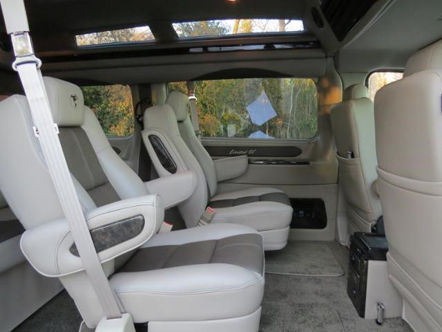2018 Transit 150 Low Roof, Passenger Wagon #KA14557 - photo 34