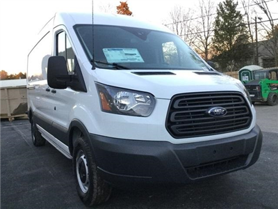 2018 Transit 150 Med Roof,  Empty Cargo Van #KA15168 - photo 3