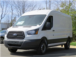 2018 Transit 150 Med Roof,  Empty Cargo Van #KA15168 - photo 1