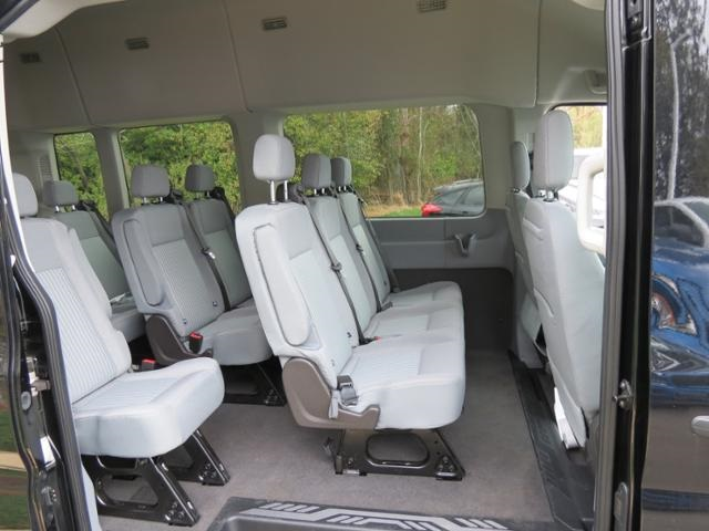 2017 Transit 350 High Roof, Passenger Wagon #KA26773 - photo 26