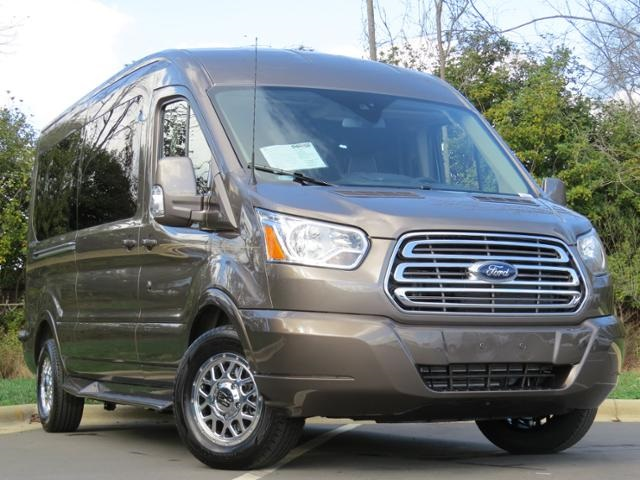 2018 Transit 250 Medium Roof, Passenger Wagon #KA36347 - photo 3