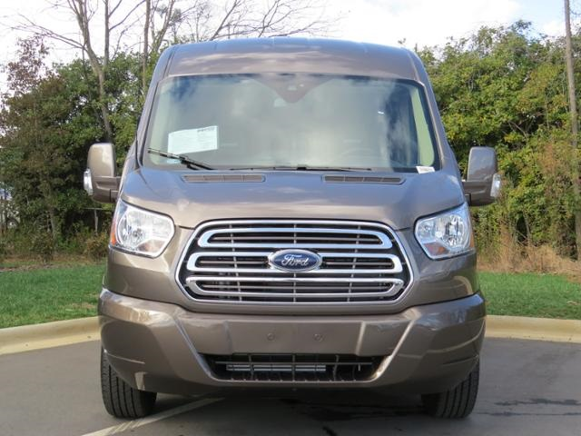 2018 Transit 250 Medium Roof, Passenger Wagon #KA36347 - photo 4
