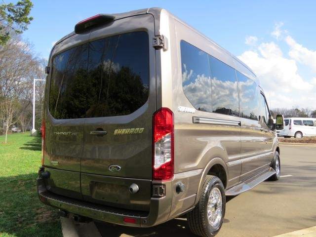 2018 Transit 250 Medium Roof, Passenger Wagon #KA36347 - photo 2