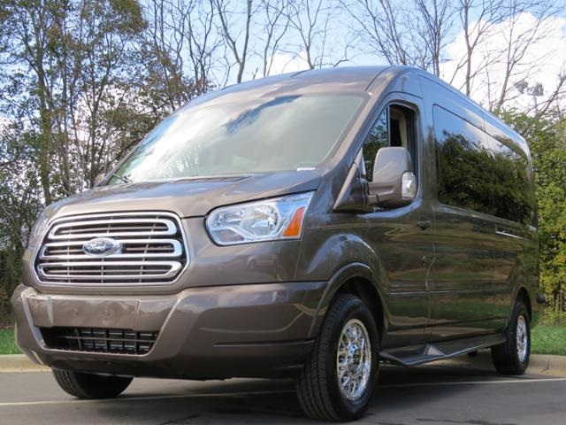 2018 Transit 250 Medium Roof, Passenger Wagon #KA36347 - photo 5