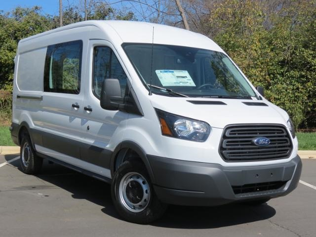 2018 Transit 250 Med Roof 4x2,  Empty Cargo Van #KA41070 - photo 1