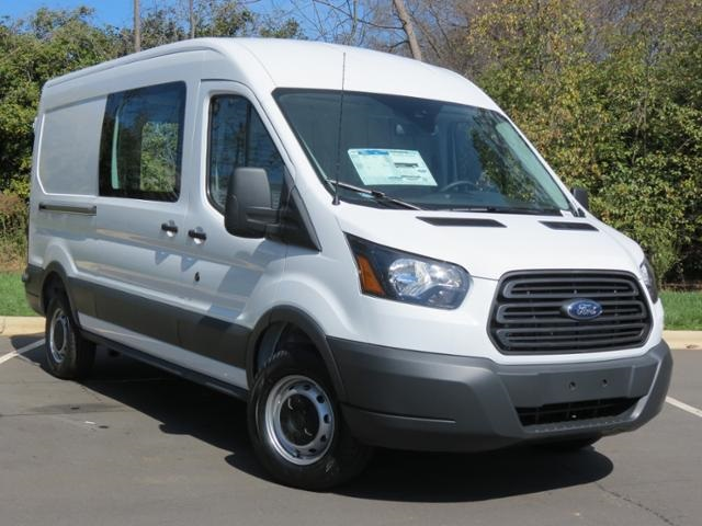 2018 Transit 250 Med Roof 4x2,  Empty Cargo Van #KA41070 - photo 3