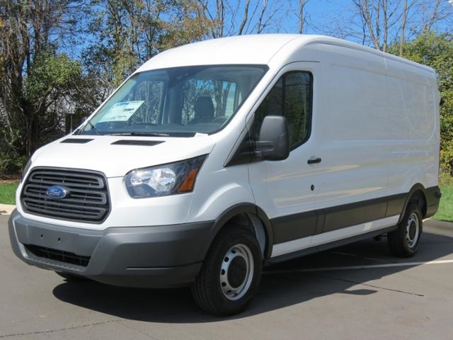 2018 Transit 250 Med Roof 4x2,  Empty Cargo Van #KA41070 - photo 5