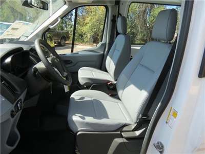 2018 Transit 250 Med Roof 4x2,  Empty Cargo Van #KA41070 - photo 11