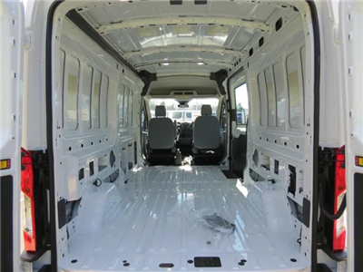 2018 Transit 250 Med Roof 4x2,  Empty Cargo Van #KA41070 - photo 2