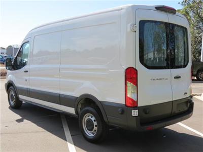 2018 Transit 250 Med Roof 4x2,  Empty Cargo Van #KA41070 - photo 25