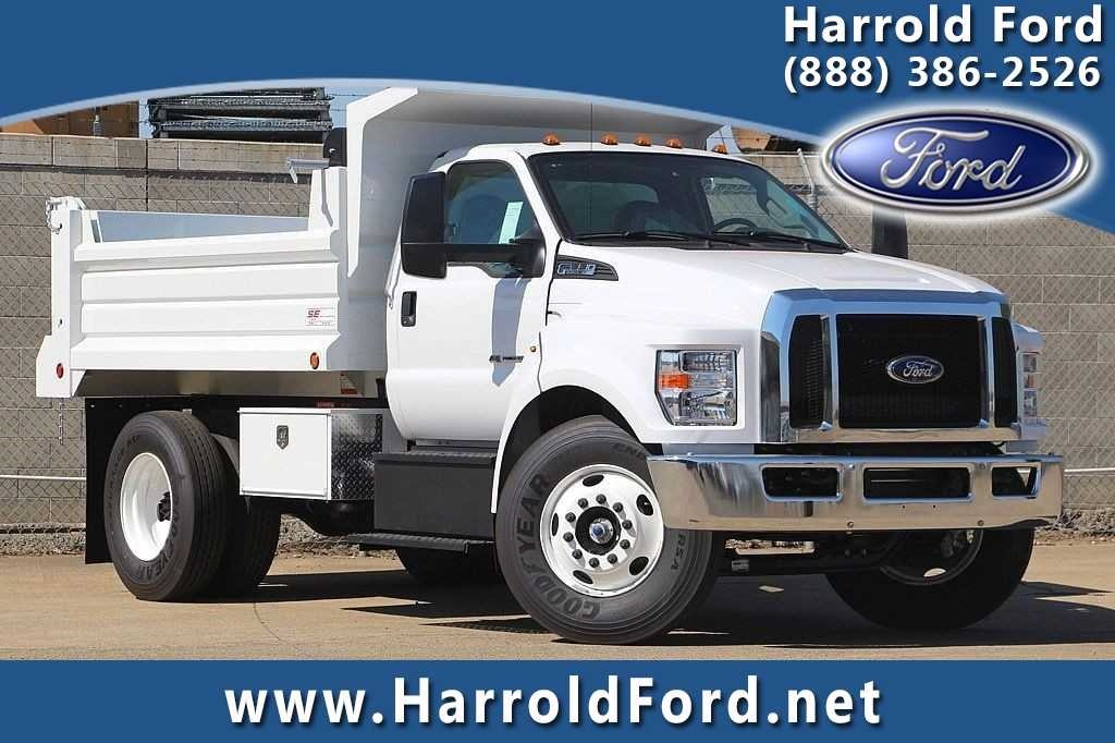 2017 F-650 Regular Cab, Scelzi Dump Bodies Dump Body #3909450 - photo 1