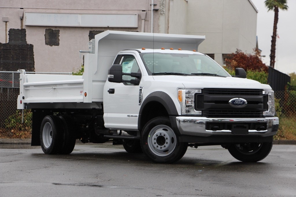 2017 F-550 Regular Cab DRW, Scelzi Dump Body #3923925 - photo 3