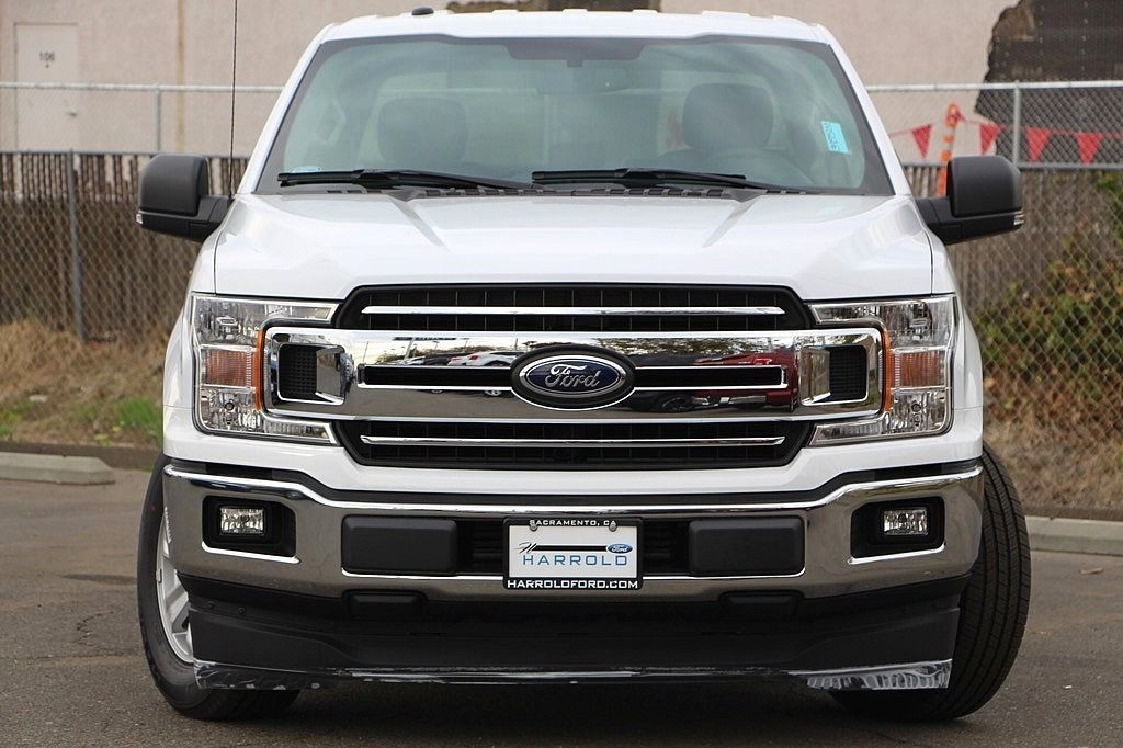 2018 F-150 Super Cab Pickup #3955232 - photo 5