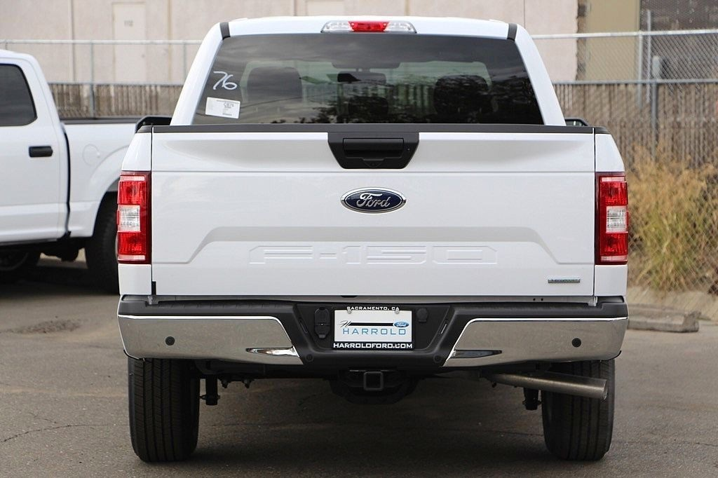 2018 F-150 Super Cab Pickup #3955232 - photo 7