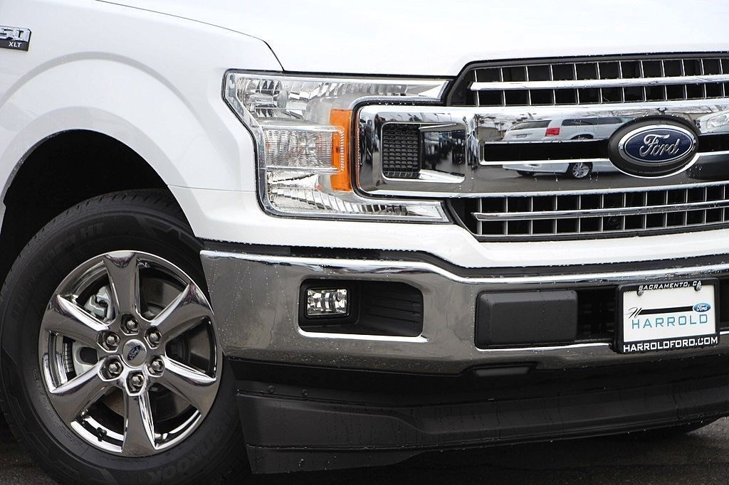 2018 F-150 Crew Cab, Pickup #3965045 - photo 5
