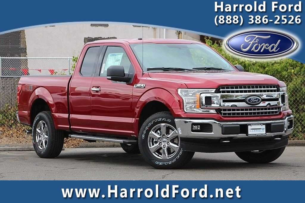 2018 F-150 Super Cab 4x4, Pickup #3971836X - photo 1