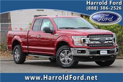 2018 F-150 Super Cab 4x4 Pickup #3971836X - photo 1