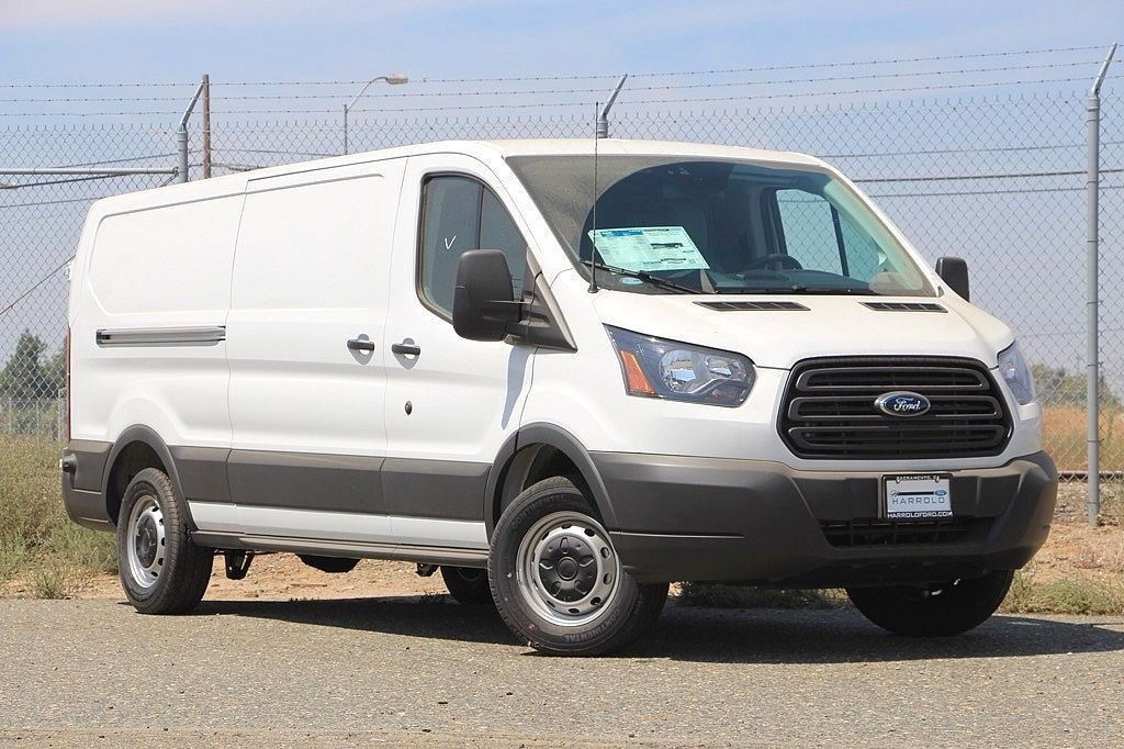 2017 Transit 150 Low Roof, Cargo Van #3975709 - photo 3