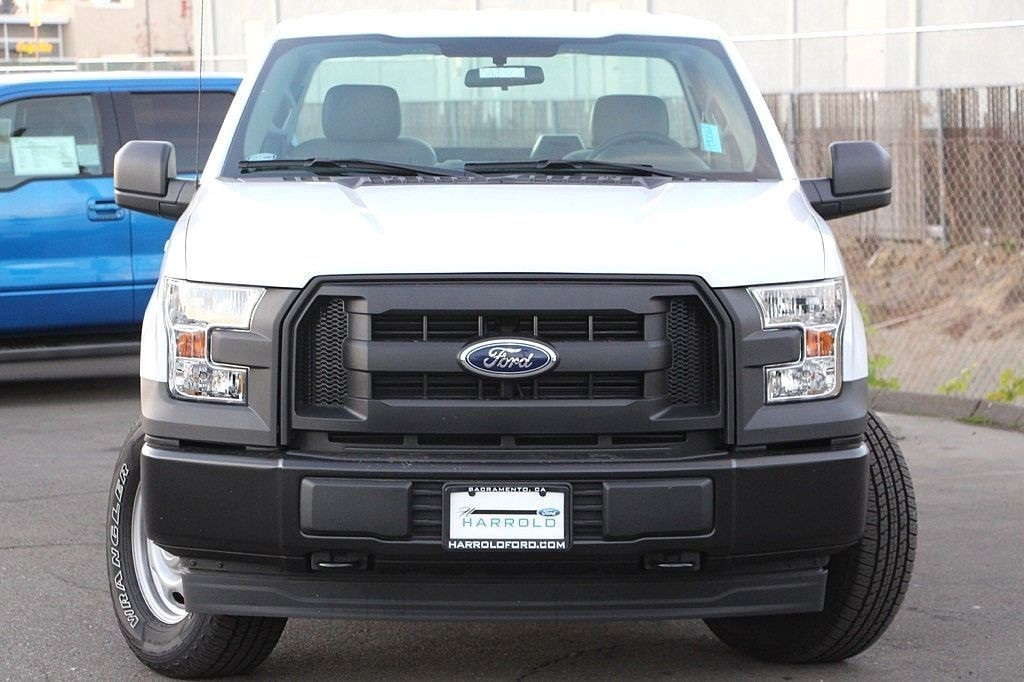 2017 F-150 Regular Cab 4x4, Pickup #3990002 - photo 5