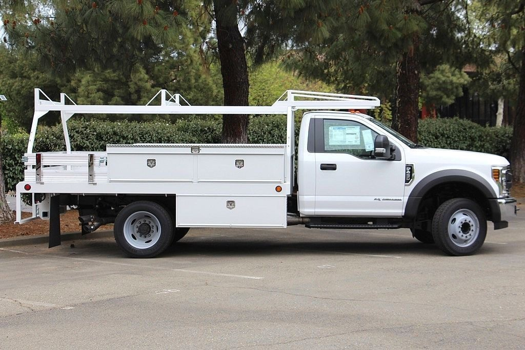 2018 F-450 Regular Cab DRW, Scelzi Contractor Body #3999152 - photo 6