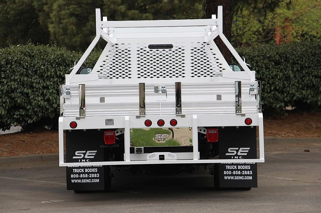 2018 F-450 Regular Cab DRW, Scelzi Contractor Body #3999152 - photo 7