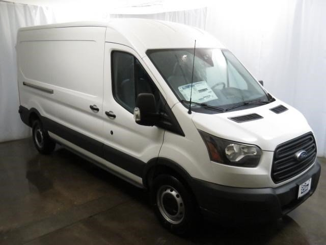 2017 Transit 350 Medium Roof Cargo Van #T06775 - photo 11