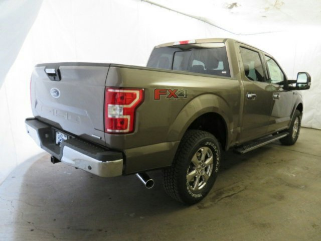 2018 F-150 Crew Cab 4x4 Pickup #T07148 - photo 4