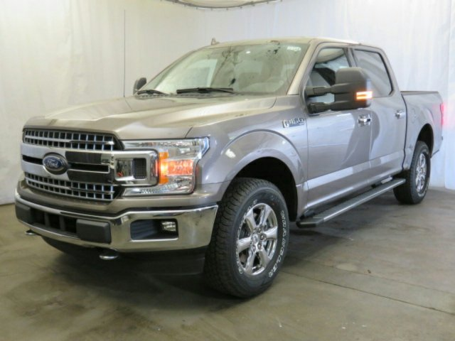 2018 F-150 Crew Cab 4x4 Pickup #T07148 - photo 1