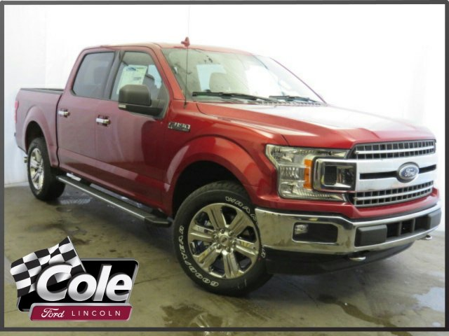 2018 F-150 Crew Cab 4x4 Pickup #T07226 - photo 1