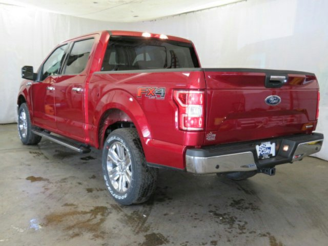 2018 F-150 Crew Cab 4x4 Pickup #T07226 - photo 10