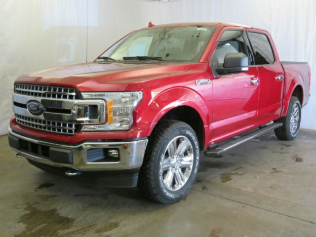 2018 F-150 Crew Cab 4x4 Pickup #T07226 - photo 11