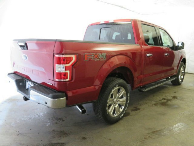 2018 F-150 Crew Cab 4x4 Pickup #T07226 - photo 2