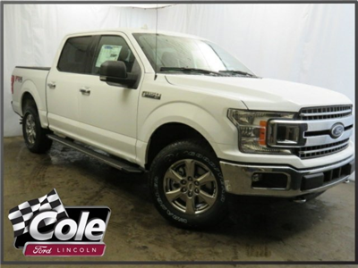 2018 F-150 Crew Cab 4x4 Pickup #T07307 - photo 1