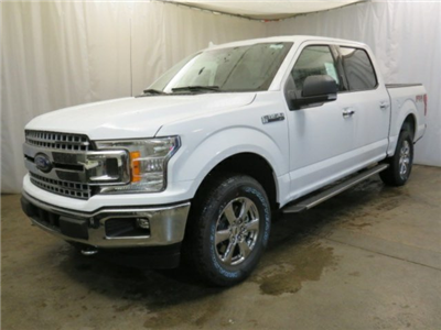 2018 F-150 Crew Cab 4x4 Pickup #T07307 - photo 10